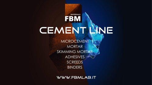 FBM - Cement Line