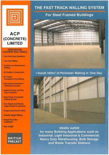 Concrete Wall Panel Brochure