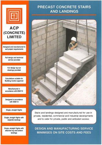 Precast Concrete Stair Brochure