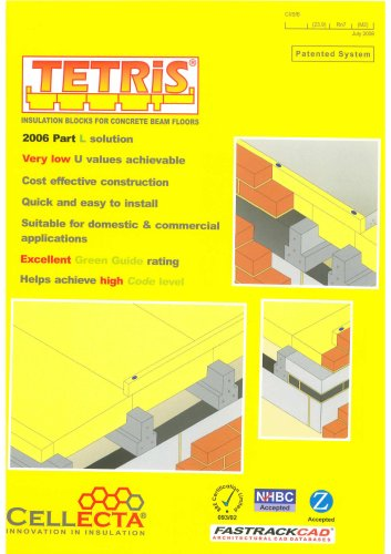 TETRiS Insulated Flooring System