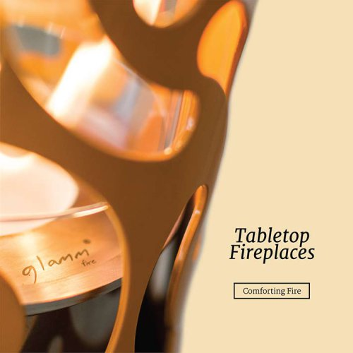Tabletop Fireplace EN/ FR