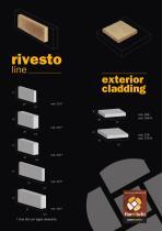 Rivesto line - cladding