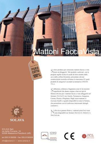 Mattoni FacciaVista