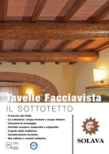 Tavelle Facciavista