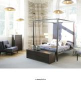 BALDAQUIN BED