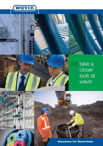 Wavin Company Brochure