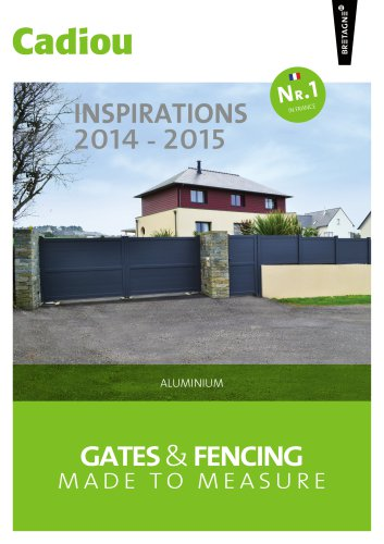 GATES & FENCINGS MADE TO MEASURE