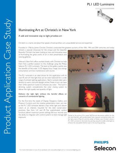Christie's in NY