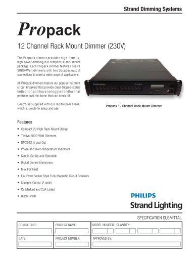 Propack Dimmer - 230V