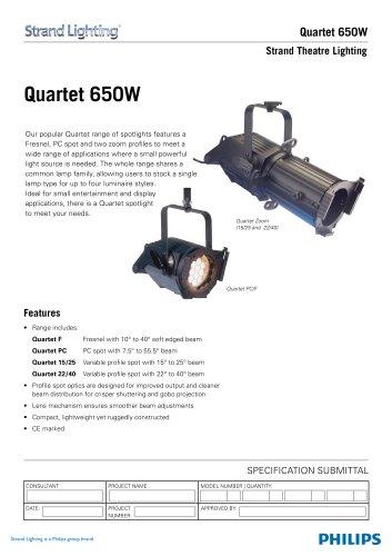 Quartet PC 650W