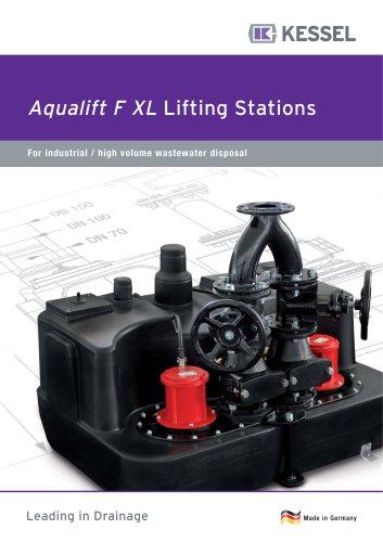 Aqualift F XL Lifting Stations