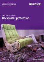 Backwater protection