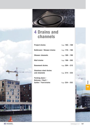 Drains-and-Channels