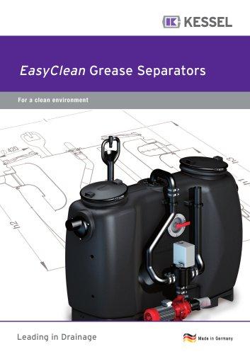 EasyClean Grease Separators