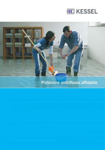 Protezione antiriflusso affidabile