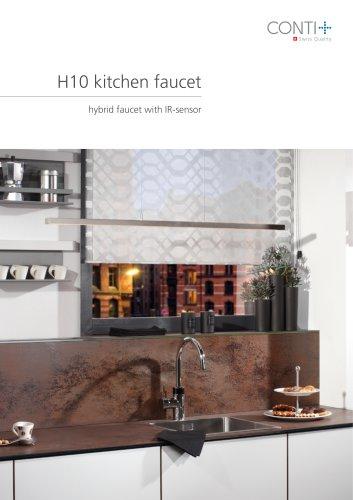 H10 kitchen faucet