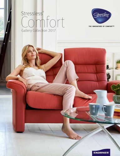 Stressless Comfort collection 2017