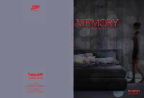 ZONA NOTTE: MEMORY PADDED BED COLLECTION