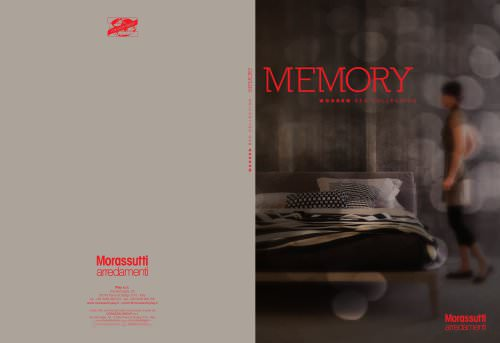 ZONA NOTTE: MEMORY WOODEN BED COLLECTION