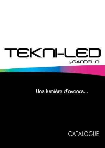 General catalog TEKNI-LED 2018