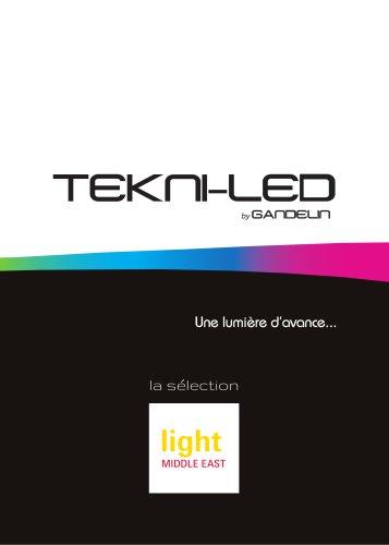 TEKNI-LED / LIGHT MIDDLE EAST
