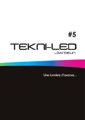 TEKNILED General Catalog #5
