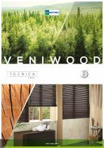 Tende veneziane in legno