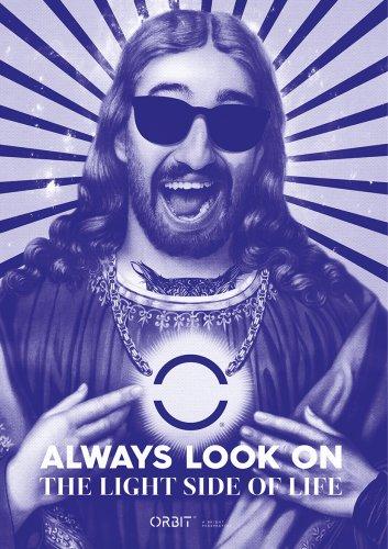 ORBIT Catalogue 12 - Always look on the light side of life