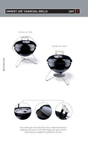 Smokey Joe Charcoal Grills