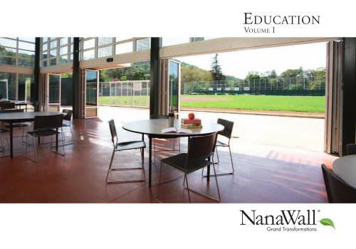 NanaWall Education
