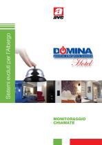 DOMINA Hotel - Monitoraggio chiamate