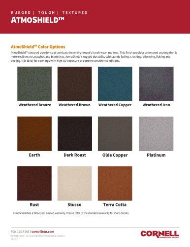 AtmoShield Feature Sheet