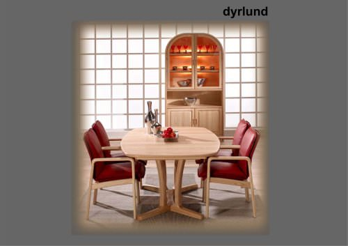 Residential furniture catalogue