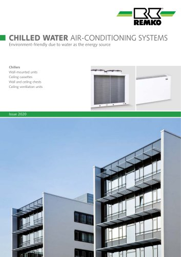 Chilled-water Air-Conditioning systems
