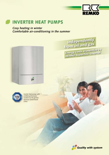 Inverter Heat Pumps 2010-11