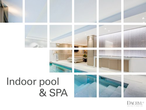 Indoor Pool & SPA