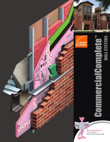 CommercialComplete Wall Systems Sales Brochure