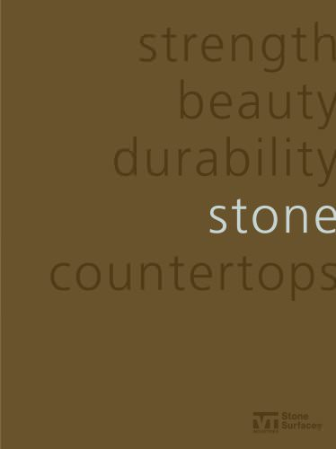 strength beauty durability stone countertops
