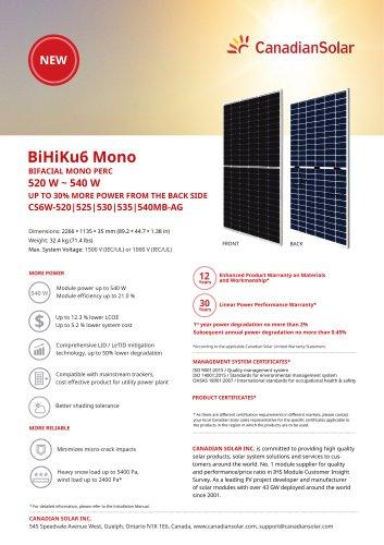 BiHiKu6 Mono