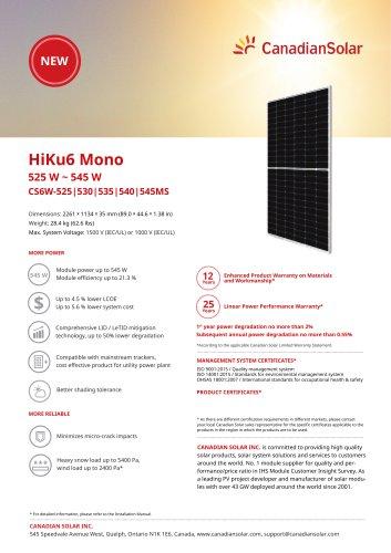 HiKu6 Mono