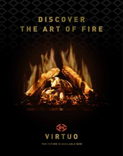 DRU Virtuo electric fires EN