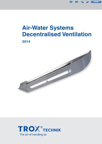 Air-water systems