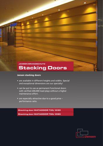 Stacking Doors
