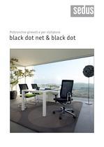 black dot