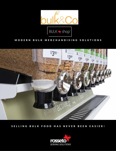 Bulkshop and Retail Catalog