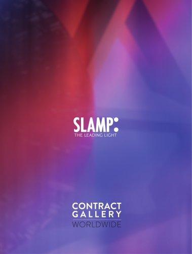 Slamp Contract Gallery Worldwide 2019