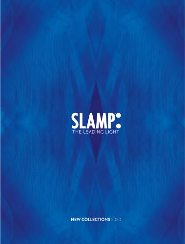 Slamp Flash Magazine New Collections March 2020