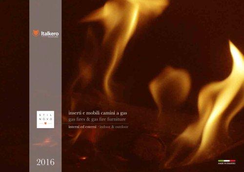 Gas fires & Gas fire furniture