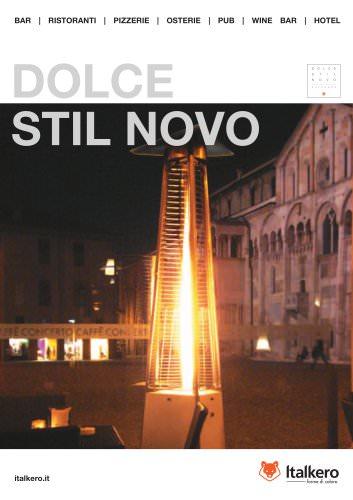 Magazine riscaldatore da esterno - Lightfire - Dolce Vita