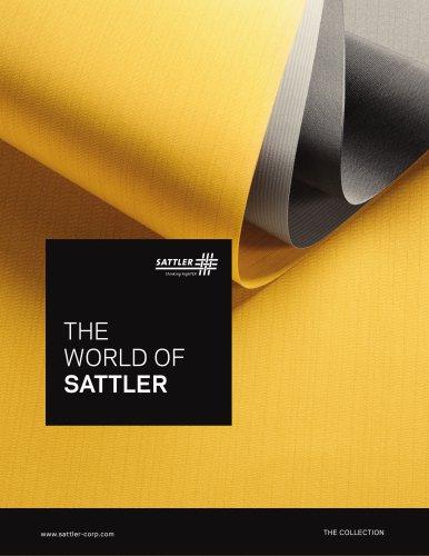 THE WORLD OF SATTLER